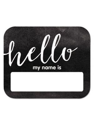Name Badge Kits, Horizontal, 2.5