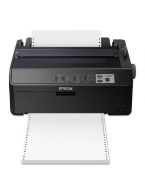 LQ-590II Network-Ready 24-Pin Dot Matrix Printer