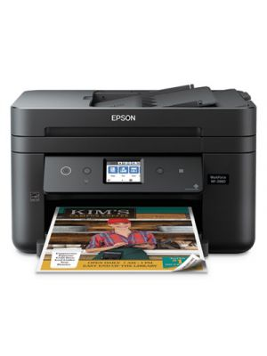 WorkForce WF-2860 Wireless All In One Printer, Copy/Fax/Print/Scan