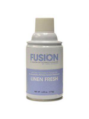 Fusion Metered Aerosols, 6 1/4 oz, Linen Fresh, 12/CT