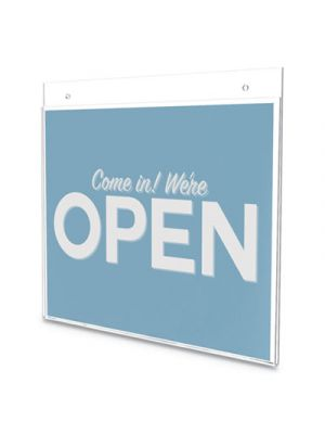 Classic Image Wall Sign Holder, 11