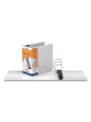 QuickFit PRO Heavy Duty Storage D-Ring View Binder, 6