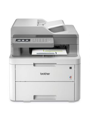 MFC-L3710CW Compact Wireless Color All-in-One Printer, Copy/Fax/Print/Scan