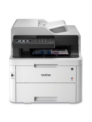 MFC-L3750CDW Color Wireless Laser All-in-One Printer, Copy/Fax/Print/Scan