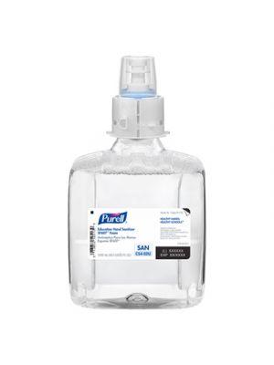 Education Hand Sanitizer Foam, 1200 mL Refill, 3/Carton