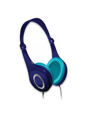 Safe Soundz Volume Limiting Noise Cancellation Headphone, Blue