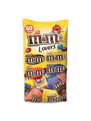 Chocolate Candies, Caramel/Milk Chocolate/Peanut/Peanut Butter, 33.08 oz Bag