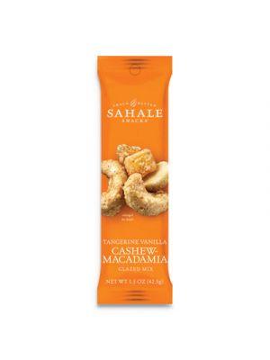 Glazed Mixes, Tangerine Vanilla, 1.5 oz Pouch, 18/Carton