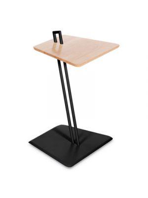 Laptop Table, 19 1/2w x 15d x 29h, Natural