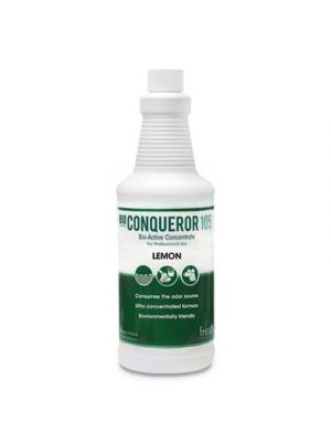 Bio Conqueror 105 Enzymatic Odor Counteractant Concentrate, Citrus, 32 oz, 12/CT