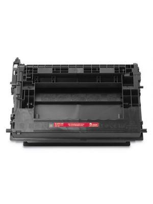 Compatible CF237X (HP 37X), Toner, 25000 Page-Yield, Black