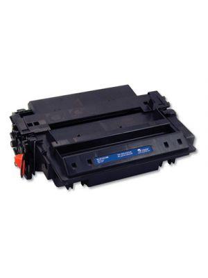 Compatible Q6511X (HP 11X), MICR Toner, 12,000 Page-Yield, Black