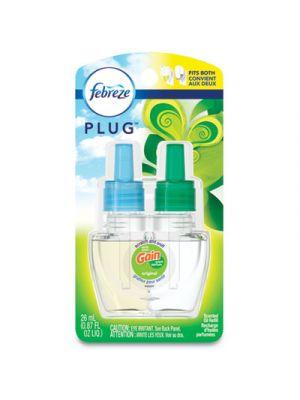 PLUG Air Freshener Refills, Gain Original, 0.87 oz