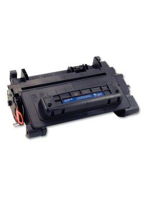 Compatible CC364X (HP 64X), MICR Toner, 24,000 Page-Yield, Black