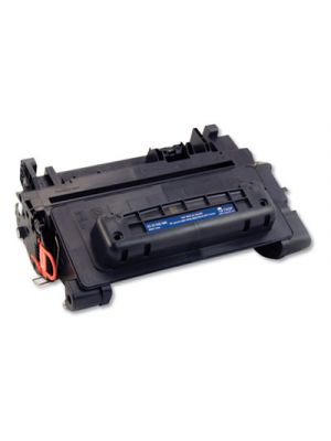 Compatible CE390A (HP 90A), MICR Toner, 10,000 Page-Yield, Black