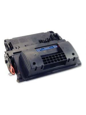 Compatible CE390X (HP 90X), MICR Toner, 24,000 Page-Yield, Black
