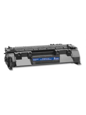 Compatible CF280A (HP 80A) MICR Toner, 2,700 Page-Yield, Black