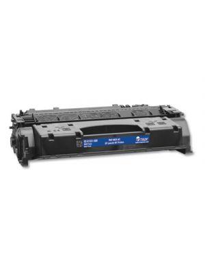 Compatible CF280X (HP 80X) MICR Toner, 6,800 Page-Yield, Black