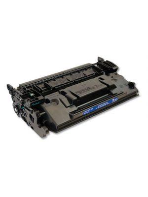 Compatible CF287X (HP 87X) MICR Toner, 18,000 Page-Yield, Black
