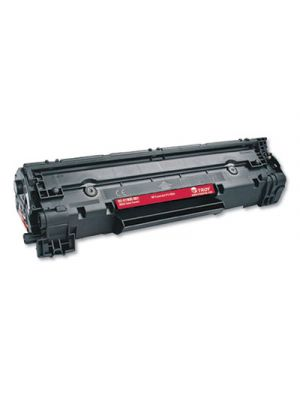 Compatible CE285A (HP 85A), MICR Toner Secure, 1,600 Page-Yield, Black