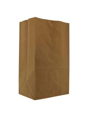 Kraft Paper Bags, 6.75w x 10.125d x 16.38h, Brown, 500/Pack
