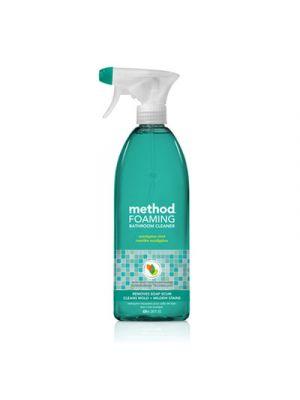 Tub 'N Tile Bathroom Cleaner, Eucalyptus Mint Scent, 28 oz Bottle, 8/Carton