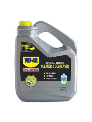Specialist Industrial Strength Cleaner and Degreaser, 128 oz Bottle, 4/Carton