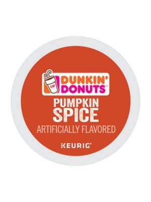 K-Cup Pods, Pumpkin Spice, 24/Box