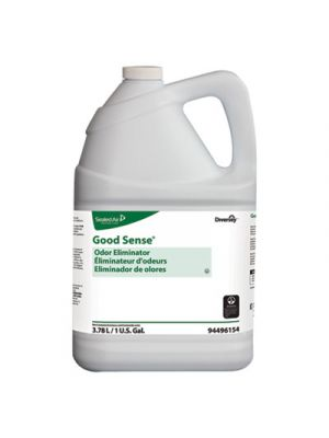Good Sense Odor Eliminator, Fresh, 1 gal, 4/Carton