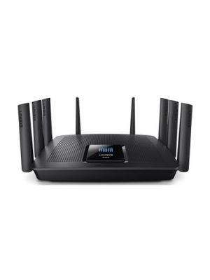 Max-Stream AC5400 Tri-Band Wi-Fi Router, 8 Ports, 2.4GHz/5GHz