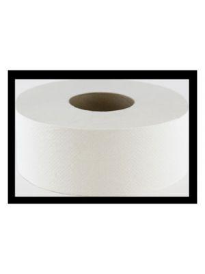 Morsoft Millennium Jumbo Bath Tissue, 1000 ft, 2-Ply, 12/Carton