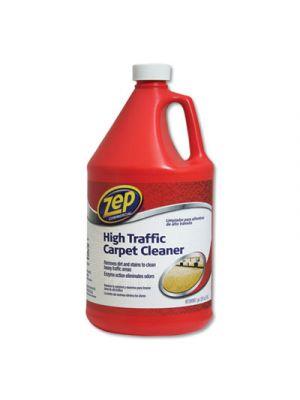 High Traffic Carpet Cleaner, 1 gal, 4/Carton