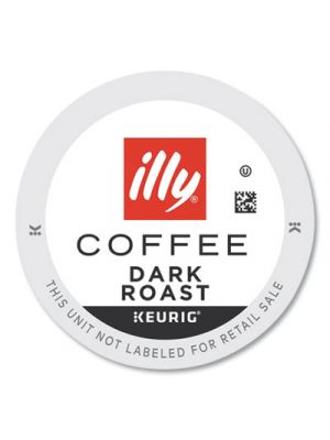 Coffee K-Cup Pods, Dark, 20/Box
