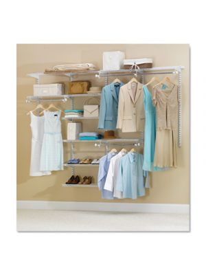 Configurations Custom Closet Kit, 9 Shelves, 13.75