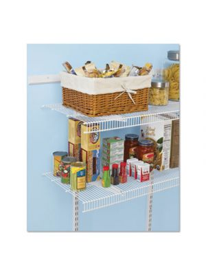 FastTrack Pantry Kit, 4 Shelves, 17.187