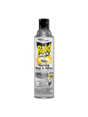 Max Foaming Wasp and Hornet Killer, 13 oz Aerosol, 12/Carton
