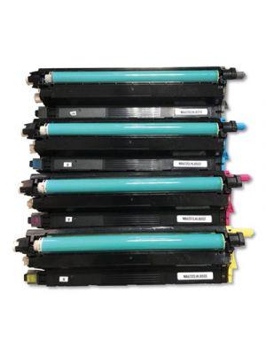 Remanufactured 331-8434 Drum Unit, 55000 Page-Yield, Black/Cyan/Magenta/Yellow
