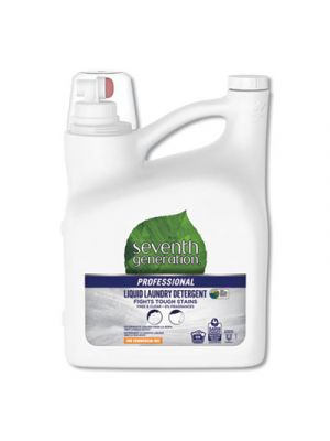 Liquid Laundry Detergent, Free and Clear Scent, 150 oz Bottle