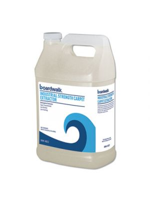 Industrial Strength Carpet Extractor, Clean Scent, 1 gal Bottle