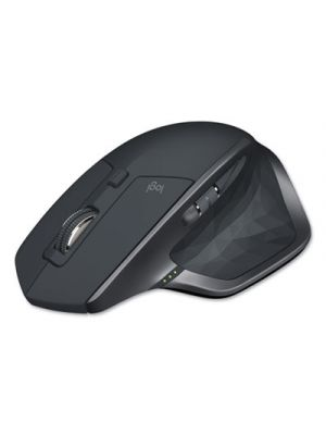 MX Master 2S Wireless Mouse, 2.4GHz/6 ft, Graphite