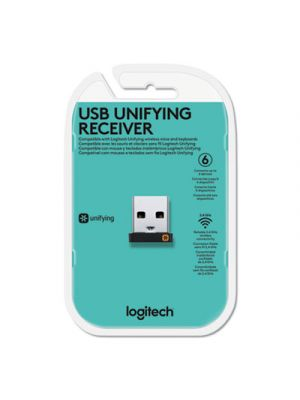 USB Unifying Receiver, Black