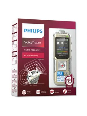Voice Tracer 6500 Digital Recorder, 8 GB