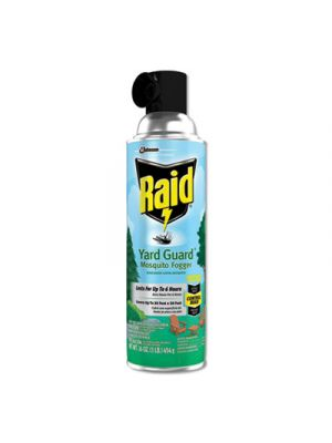 Yard Guard Fogger, 16 oz, Aerosol, 12/Carton