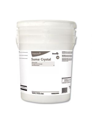 Suma Crystal A8, Characteristic Scent, 3.78 L Container