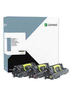 Remanufactured 72K0FV0 (CS820) Return Program Developer/Photoconductor Tri-Color