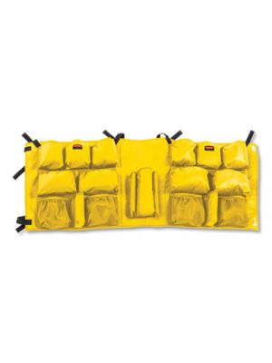 Slim Jim Caddy Bag, 19 Compartments, 10 1/4