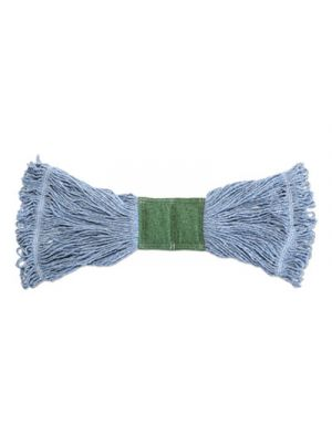 Scrubbing Wet Mop, Cotton/Synthetic Blend, 15.75