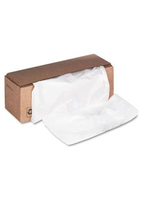 Shredder Waste Bags, 32-38 gal Capacity, 50/CT