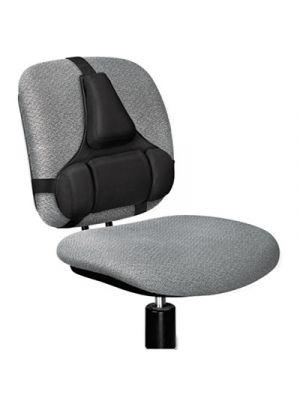 Professional Series Back Support, Memory Foam Cushion, Black