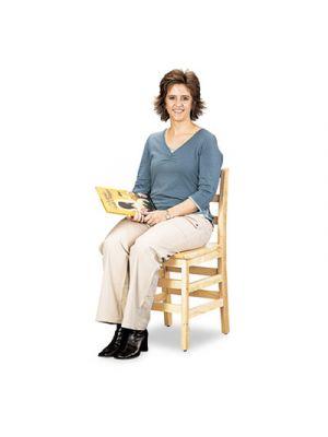 KYDZ Series Ladderback Chair, 18